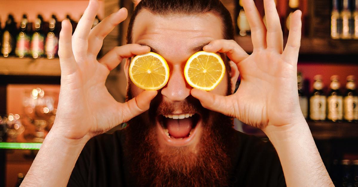 See through the citrus: beware of lemons