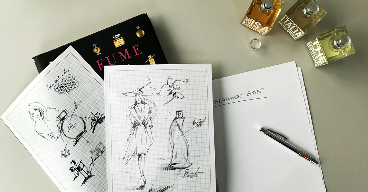 How to write a Creative Brief for the Fragrance House